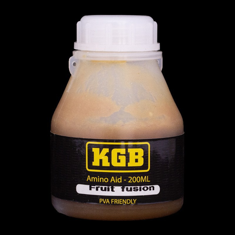 KGBBaits Amino Aid Fruit Fusion PVA friendly 200ml
