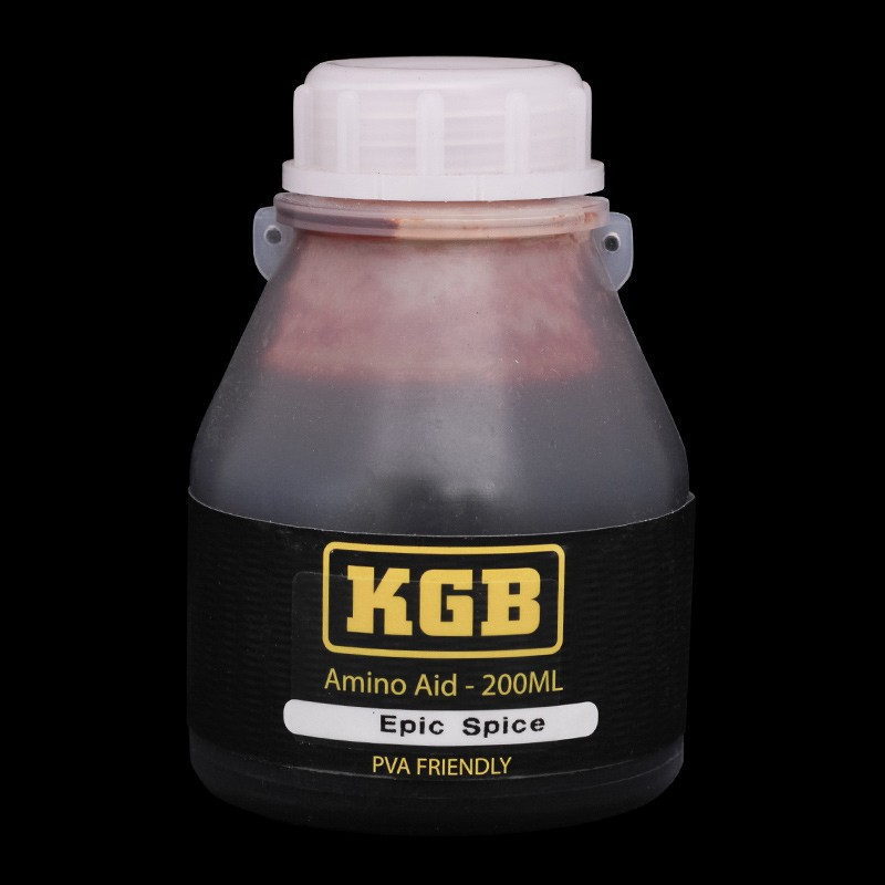 KGBBaits Amino Aid Epic Spice PVA friendly 200ml