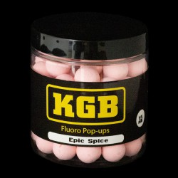 KGB Baits Pop-ups Epic Spice Pink 15mm
