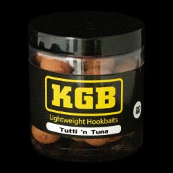 KGB Baits Lightweight Hookbaits Tutti 'n Tuna 20mm