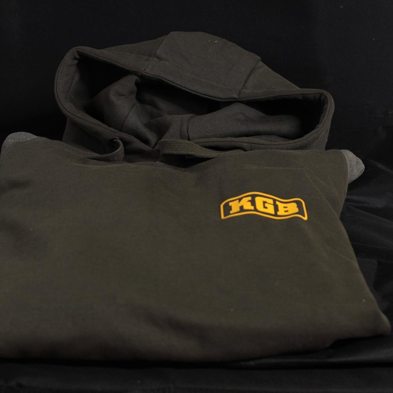 KGB Baits Hooded Sweater