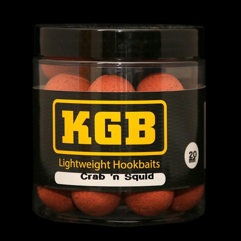 Crab 'n Squid Lightweight Hookbaits 20 mm